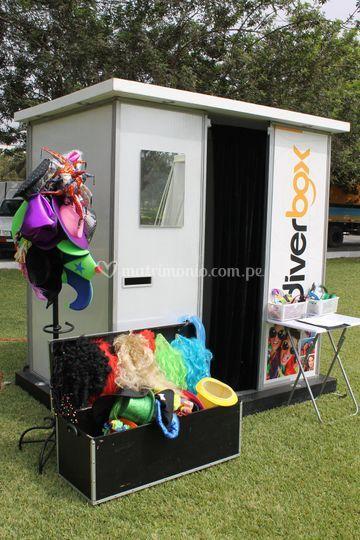 Cabina diverbox