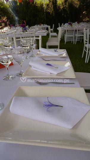 Detalles estilo boda