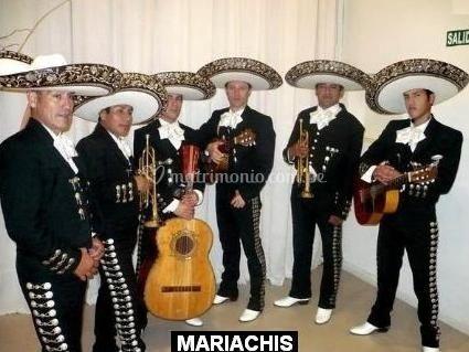 Mariachis El Charro Gallo de Oro