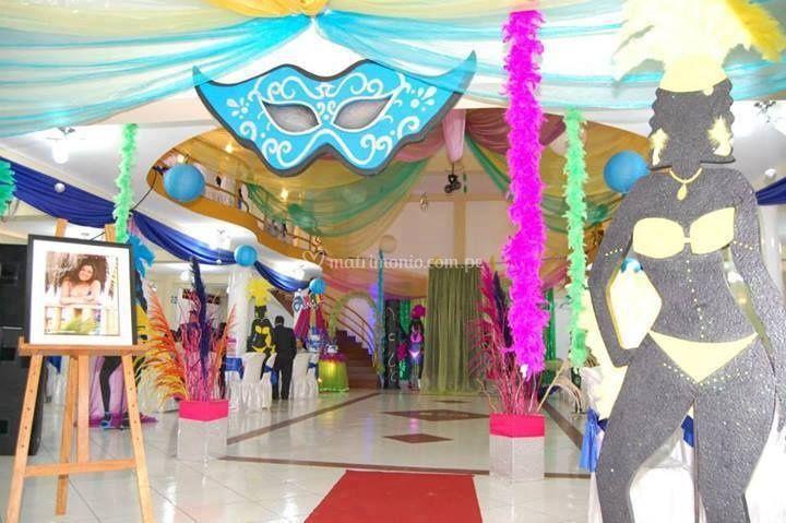Tema: Carnaval de Rio