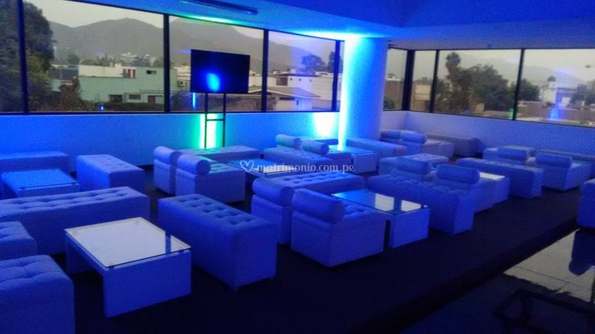 Salas lounge perlas