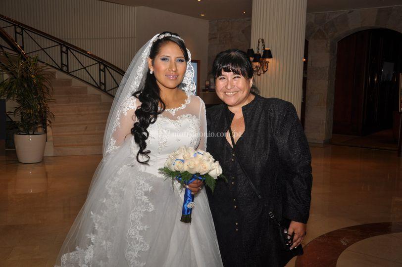 Janet y Gerardo