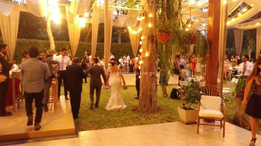Matrimonio pachacamac