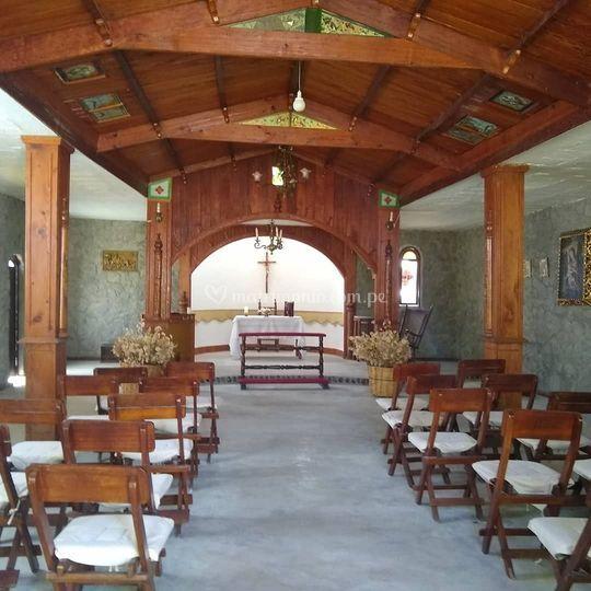 Iglesia de playa