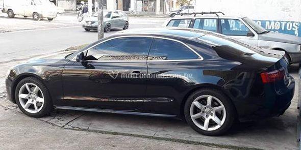 Weedcar Audi