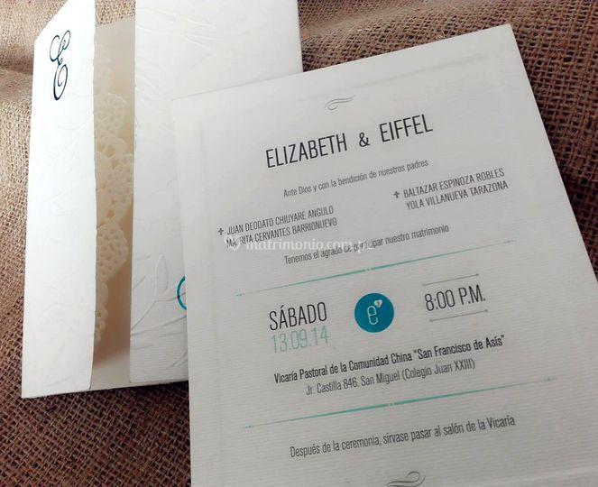 Elizabeth & eiffel