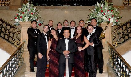 Orquesta The Blue Band 1
