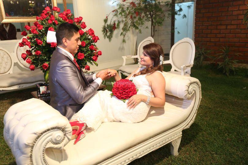 Matrimonio de un sueño