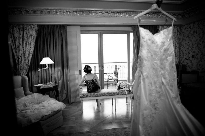 Detalles de su matrimonio
