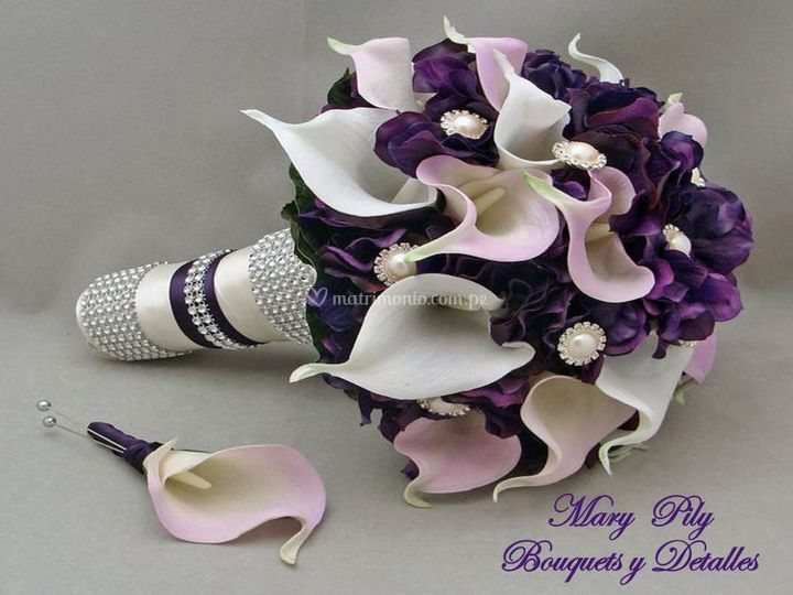 Mary Pily  Bouquets y Detalles