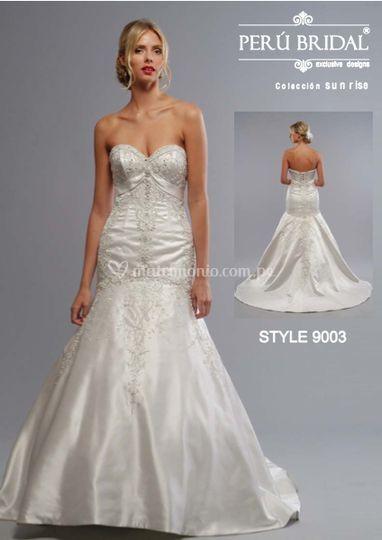 Colección SUNRISE Style 9003