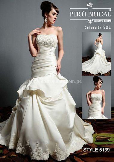Colección SOL Style 5139