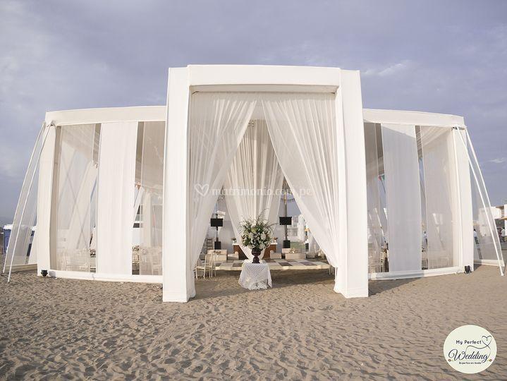 Hacemos bodas en playa