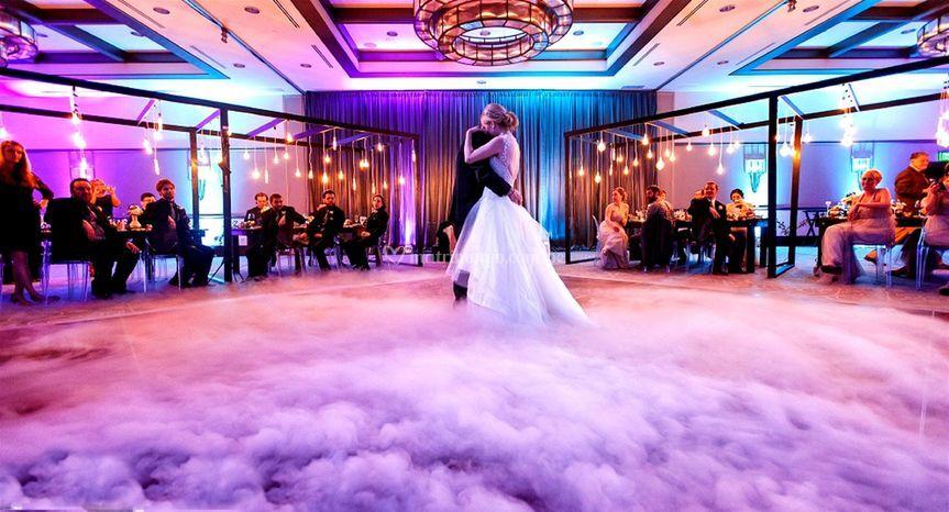 Baila en las nubes