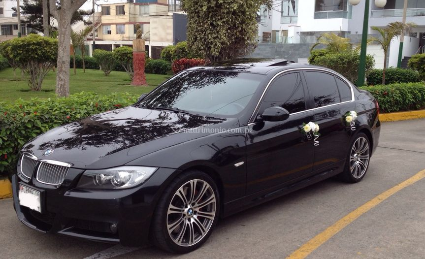 BMW de lujo