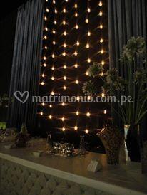 Backing de velas