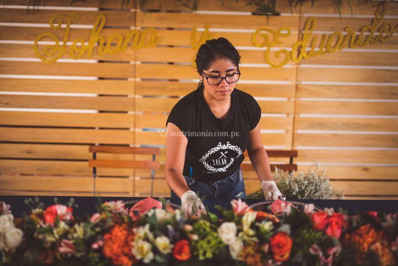 Veronika Solar bodas&eventos 7