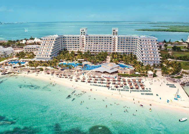 Hoteles en primera fila de playa