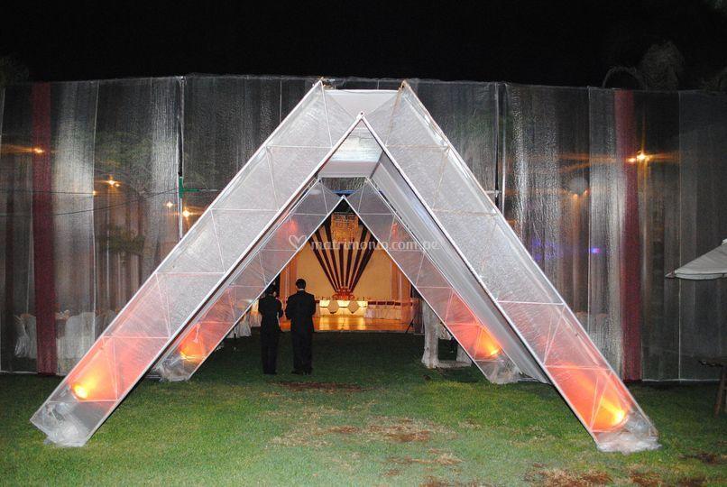 Ingreso piramidal