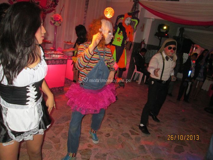 Baile total