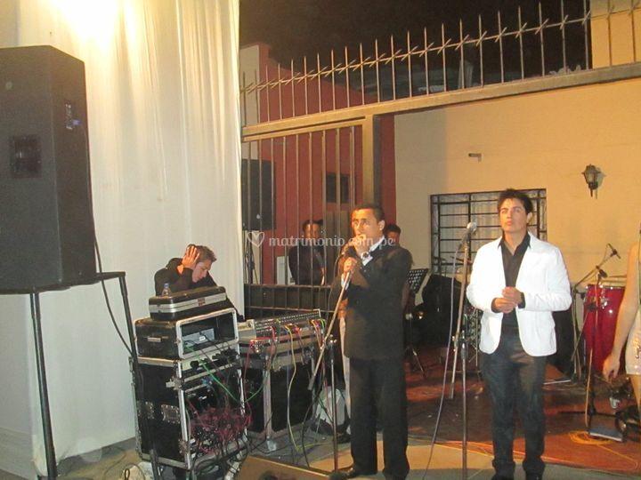 Orquesta león