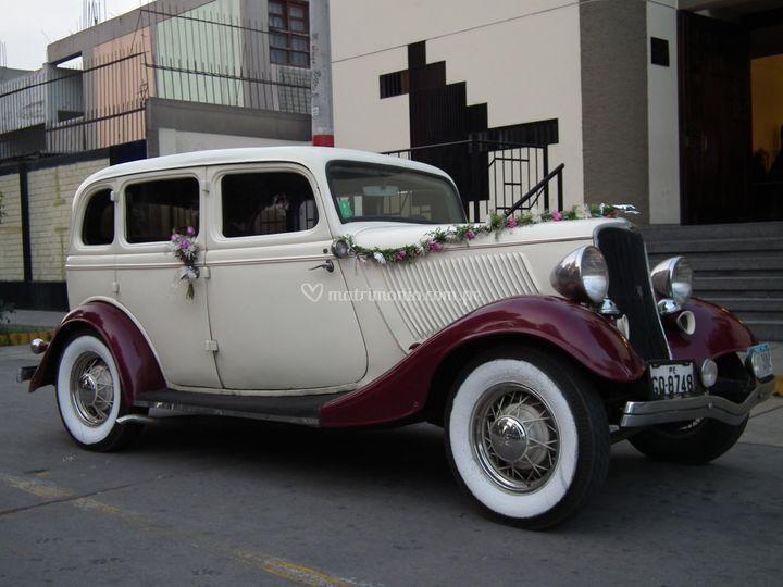 Ford 1934, 83 años rodando