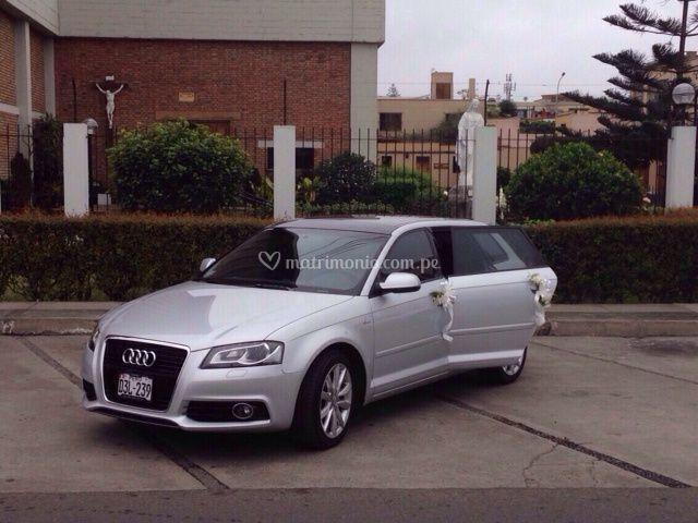 Audi de lujo