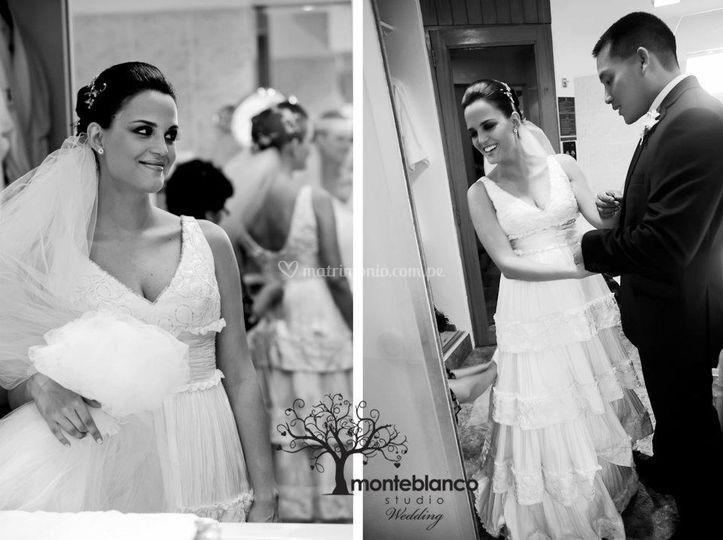 La boda de Francesca