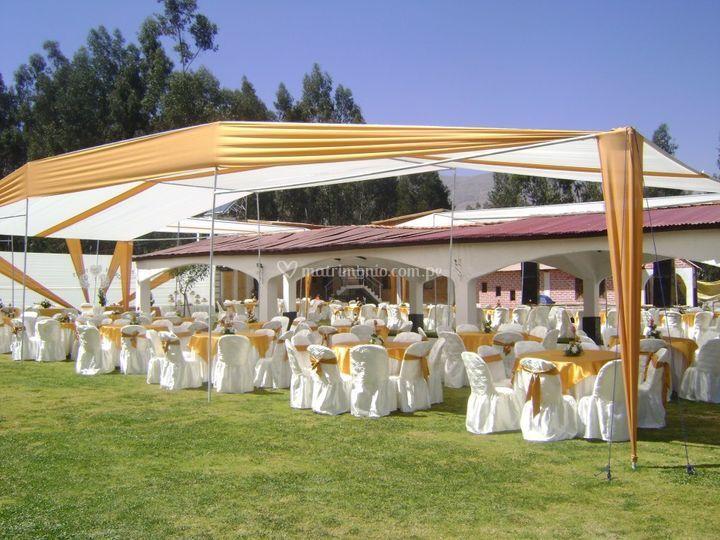 Ambientes ideales para su ceremonia