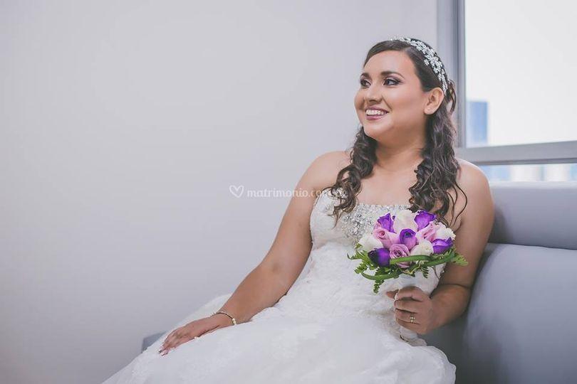 Novia Claudia Agreda