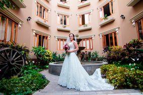 Blue Velvet Wedding