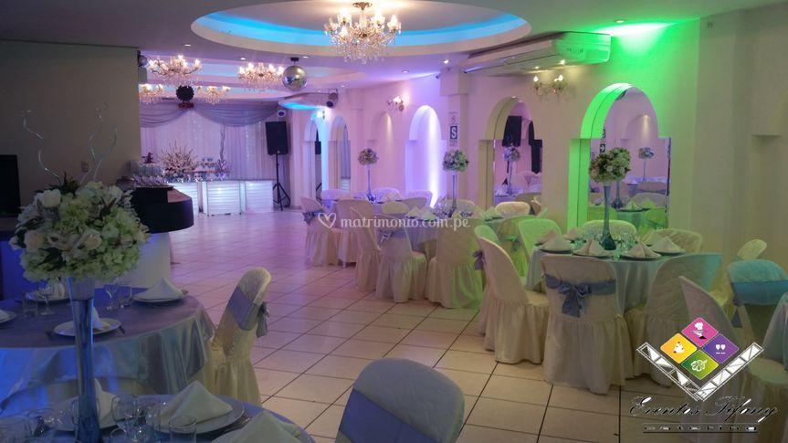 Salón y Eventos Tifany