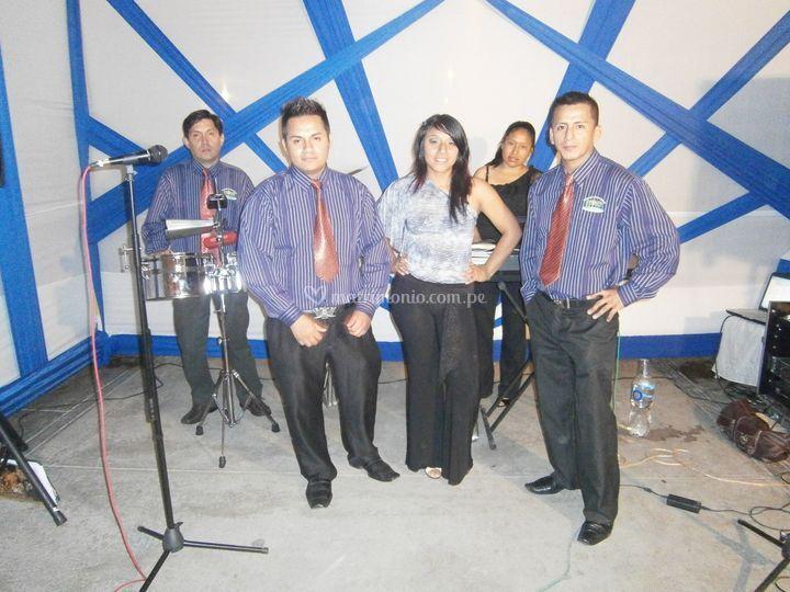 Integrantes musicales