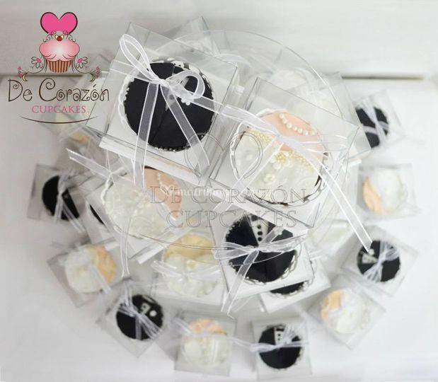Cupcakes únicos