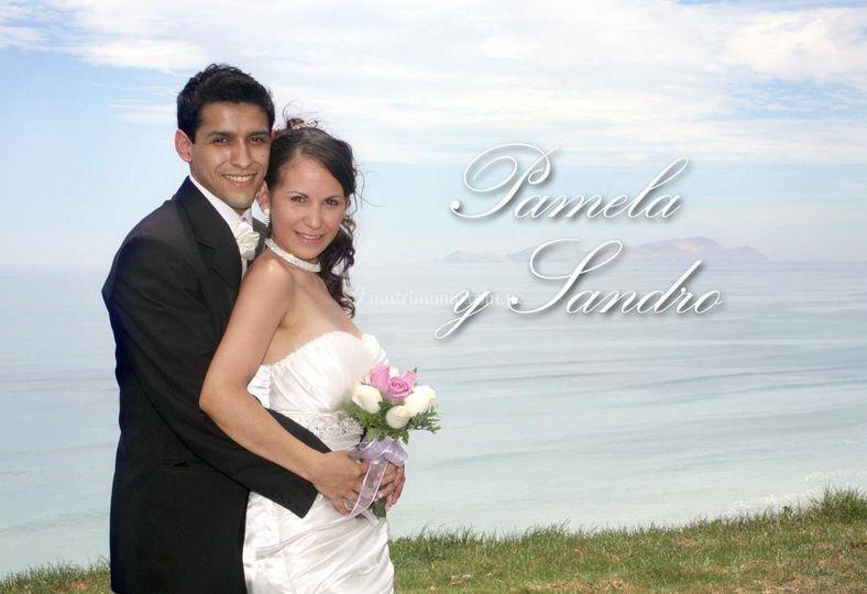 Pamela y Sandro