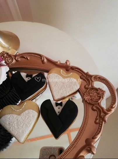 Galletas acorde al evento