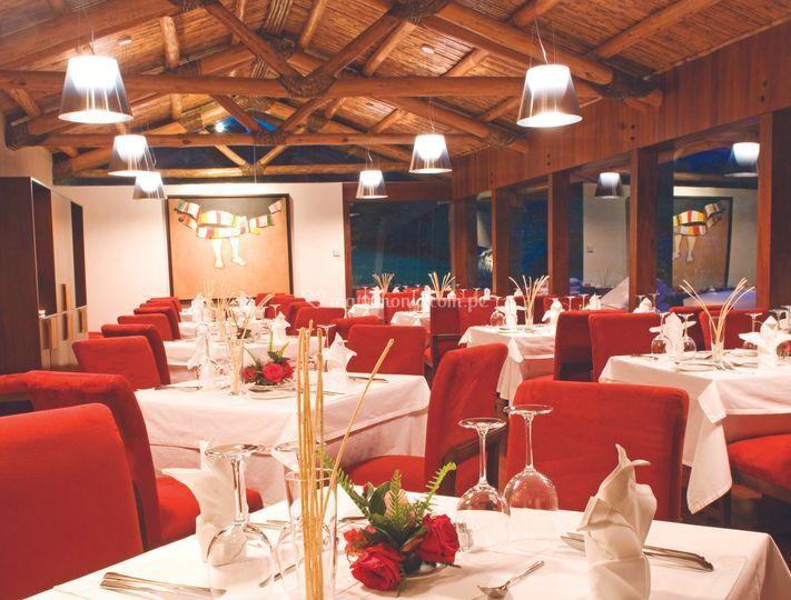 """Restaurante """"El Huerto"""""""