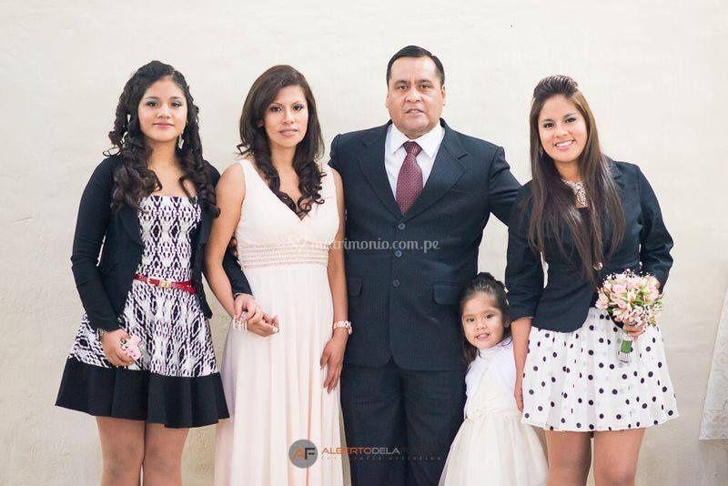Servicio para la familia