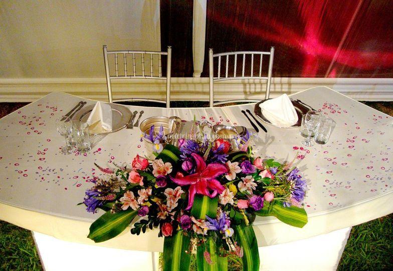 Catering y decoración