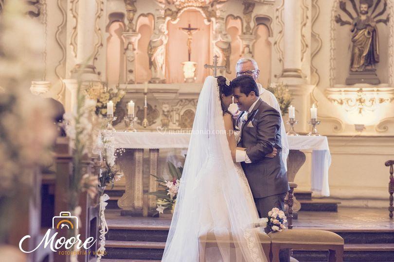 Amor en el altar