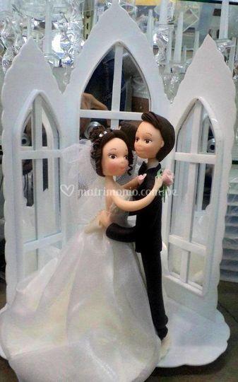 Muñecos novios especial