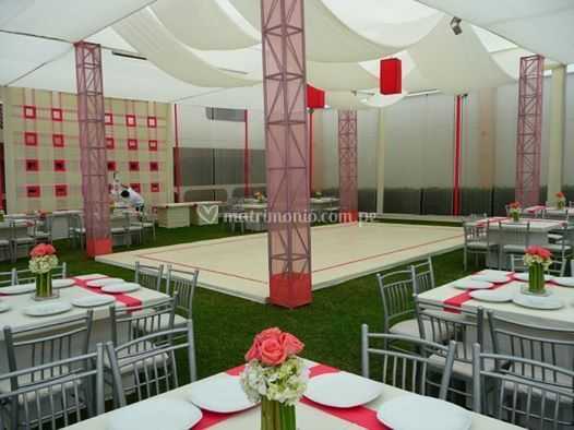 Matrimonios con elegancia  de Encanto's Eventos
