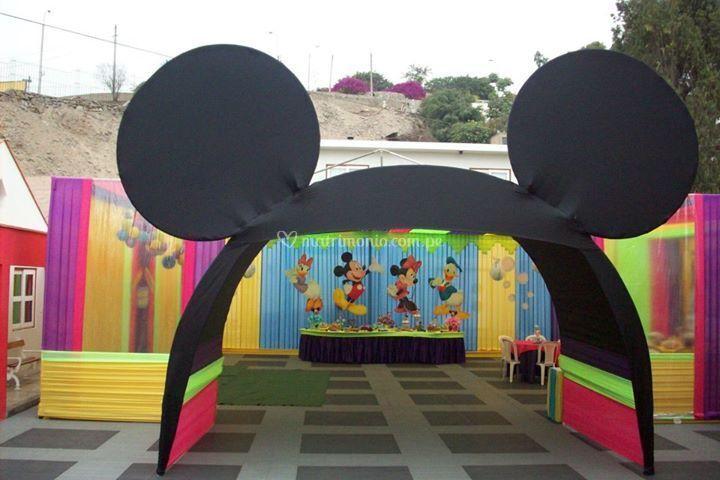 Tunel Mickey