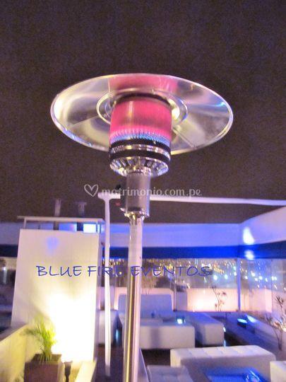 Blue Fire Eventos