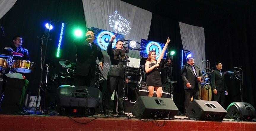 Orquesta de chiclayo platino