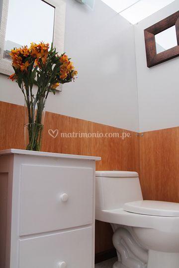 Modulos de baños