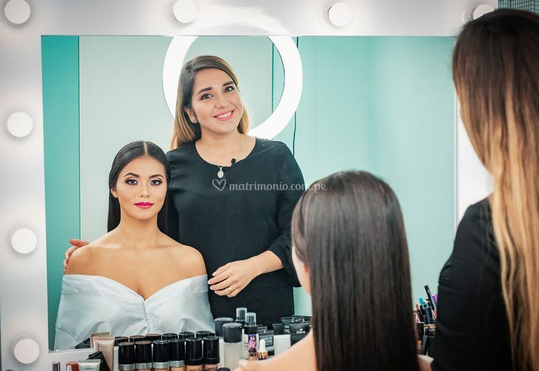 MG Make Up Artist