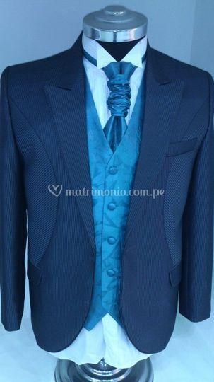 Confección de trajes de novio