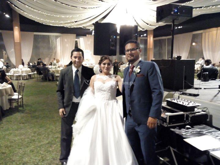 Matrimonio de nataly juan d