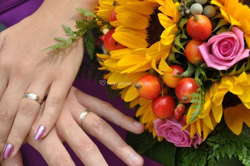 Bouquet alegre